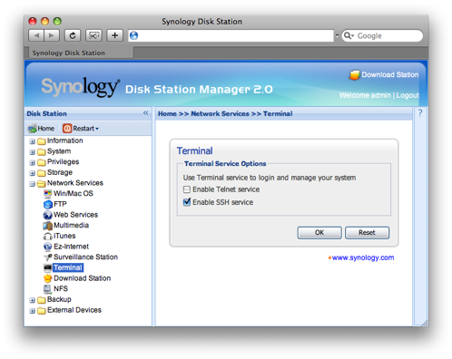 My favourite gadget of 2008 – the Synology DS107 · FatLemon